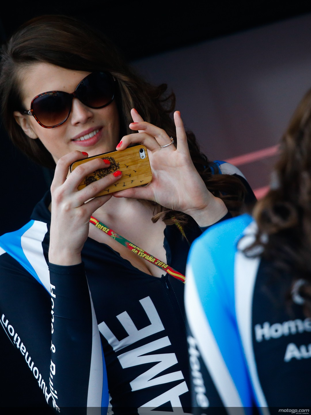 Paddock Girls At Jerez 2014 Autoevolution