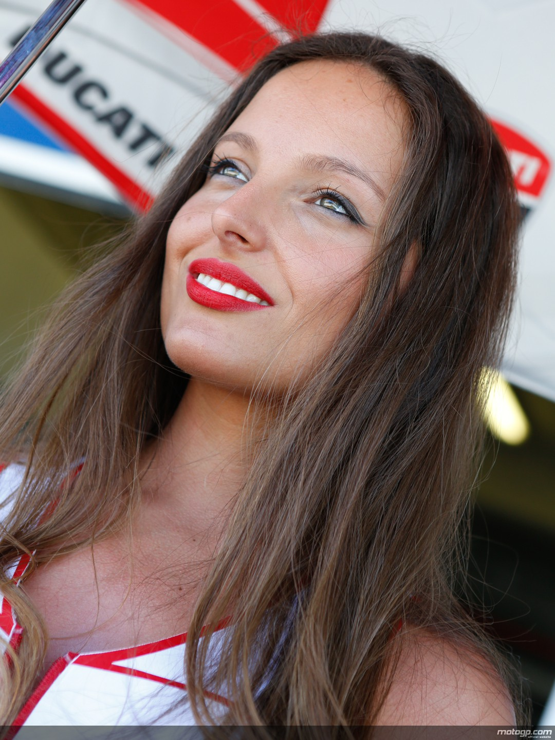 paddock girls at jerez 2014