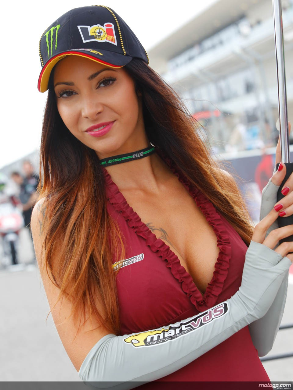 Paddock Girls at the 2014 Circuit of the Americas - autoevolution