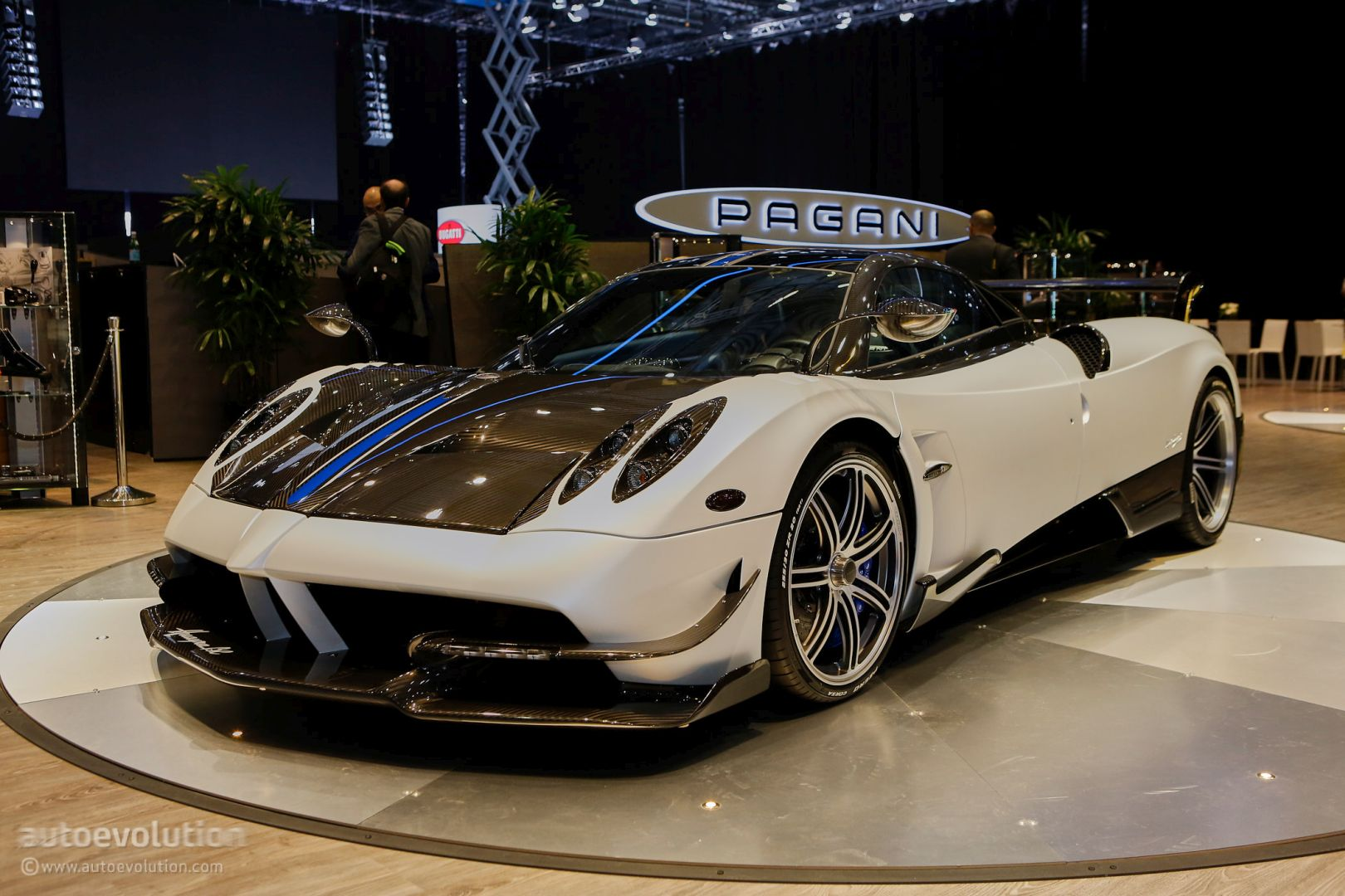 Volkswagen Group Latest Models >> Pagani Huayra BC Lands in Geneva, Is Nothing Short of ...