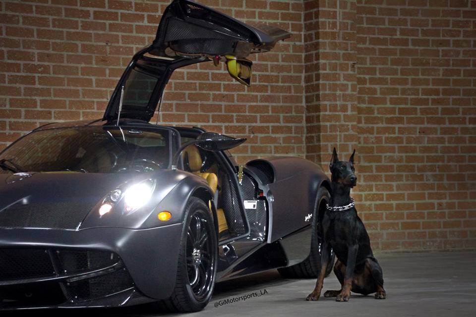 Pagani Huayra Gets Protective Film Wrap From Gi Motorsports