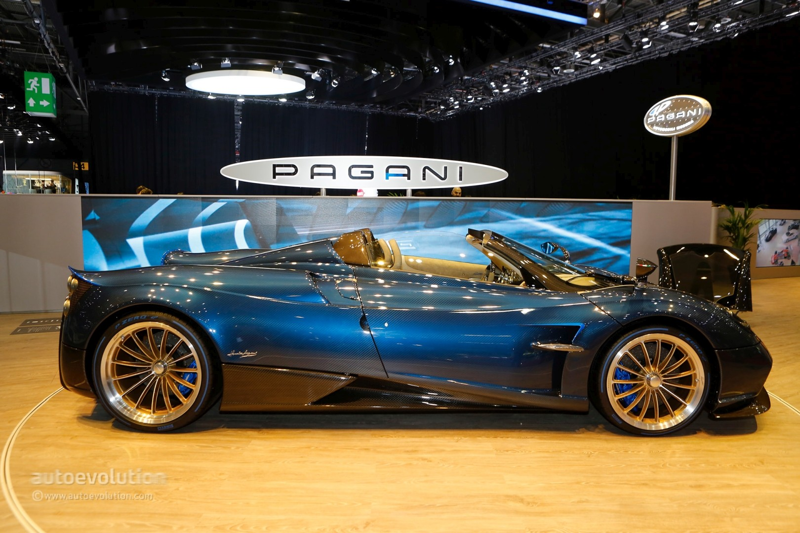 Pagani Huayra Roadster Looks Adorable In Mini Render Fxx K And