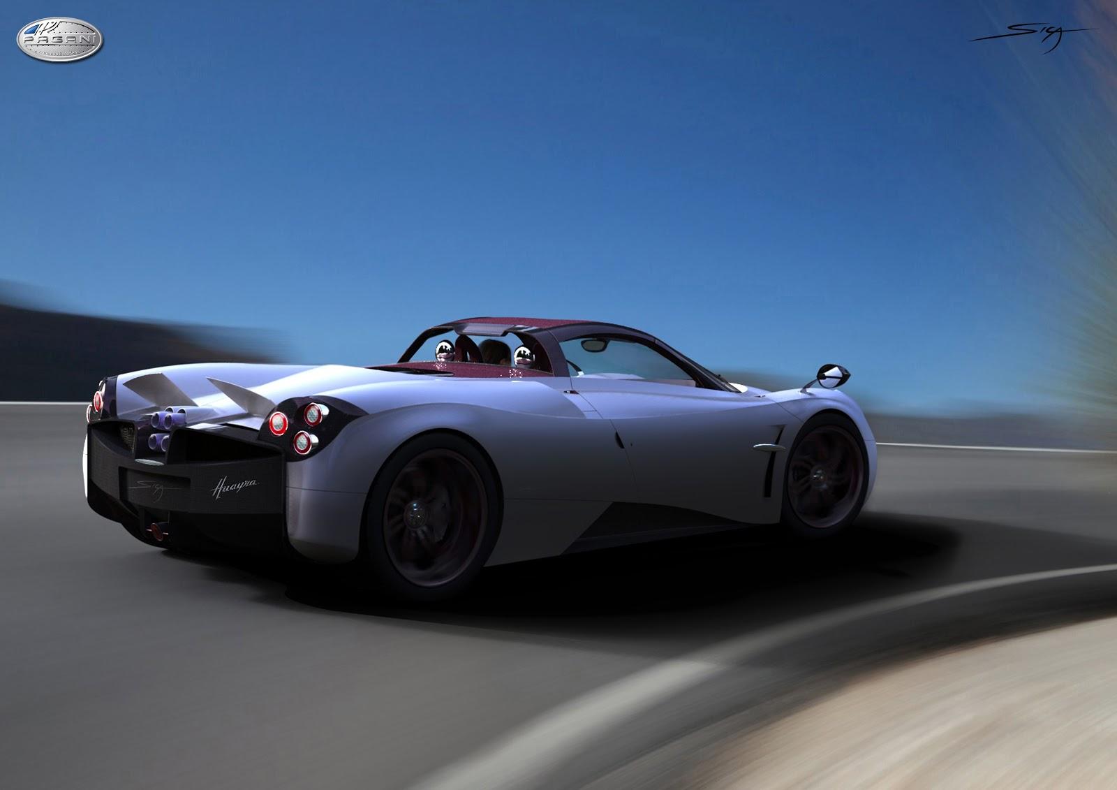 Pagani Huraya >> Pagani: Huayra Roadster to Arrive by 2017 - autoevolution