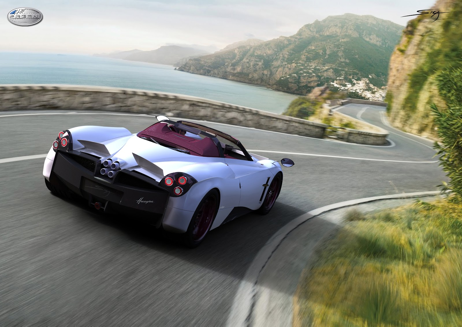 Pagani Huayra Roadster To Arrive By 2017 80324on Ford Focus Rs 500 Engine