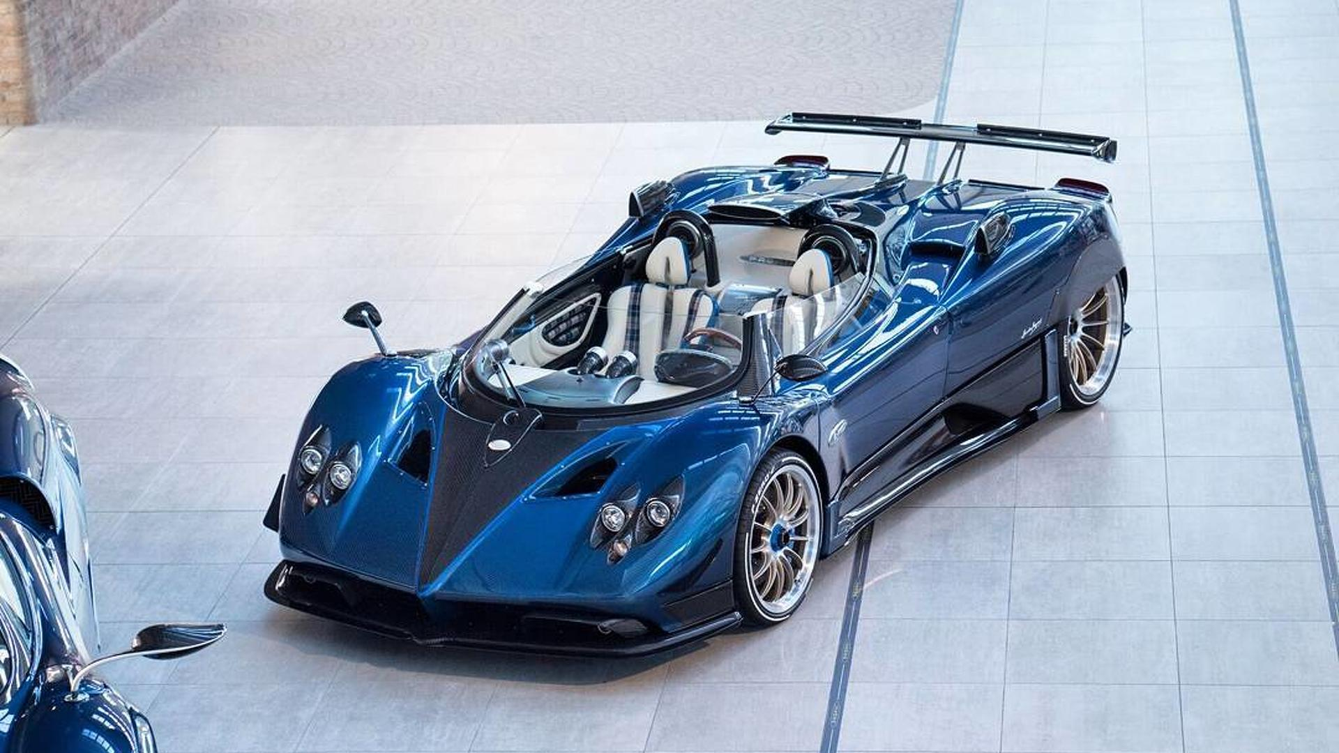 First Lamborghini Ever Made >> Horacio's Pagani Zonda HP Barchetta is Drop-Dead Gorgeous - autoevolution