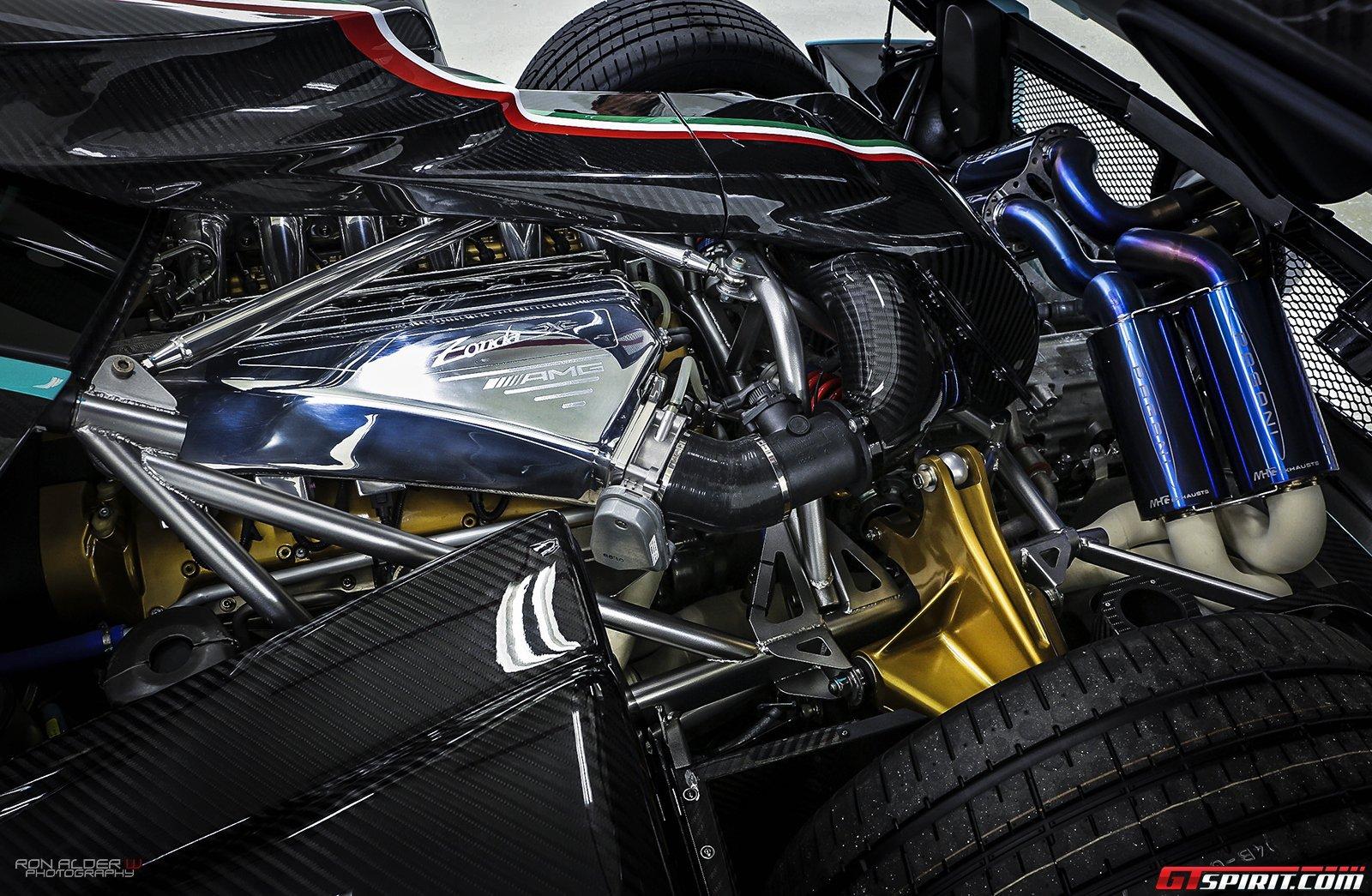 Pagani Zonda 760rsjx Is A Unique Hypercar As Mad As A Box