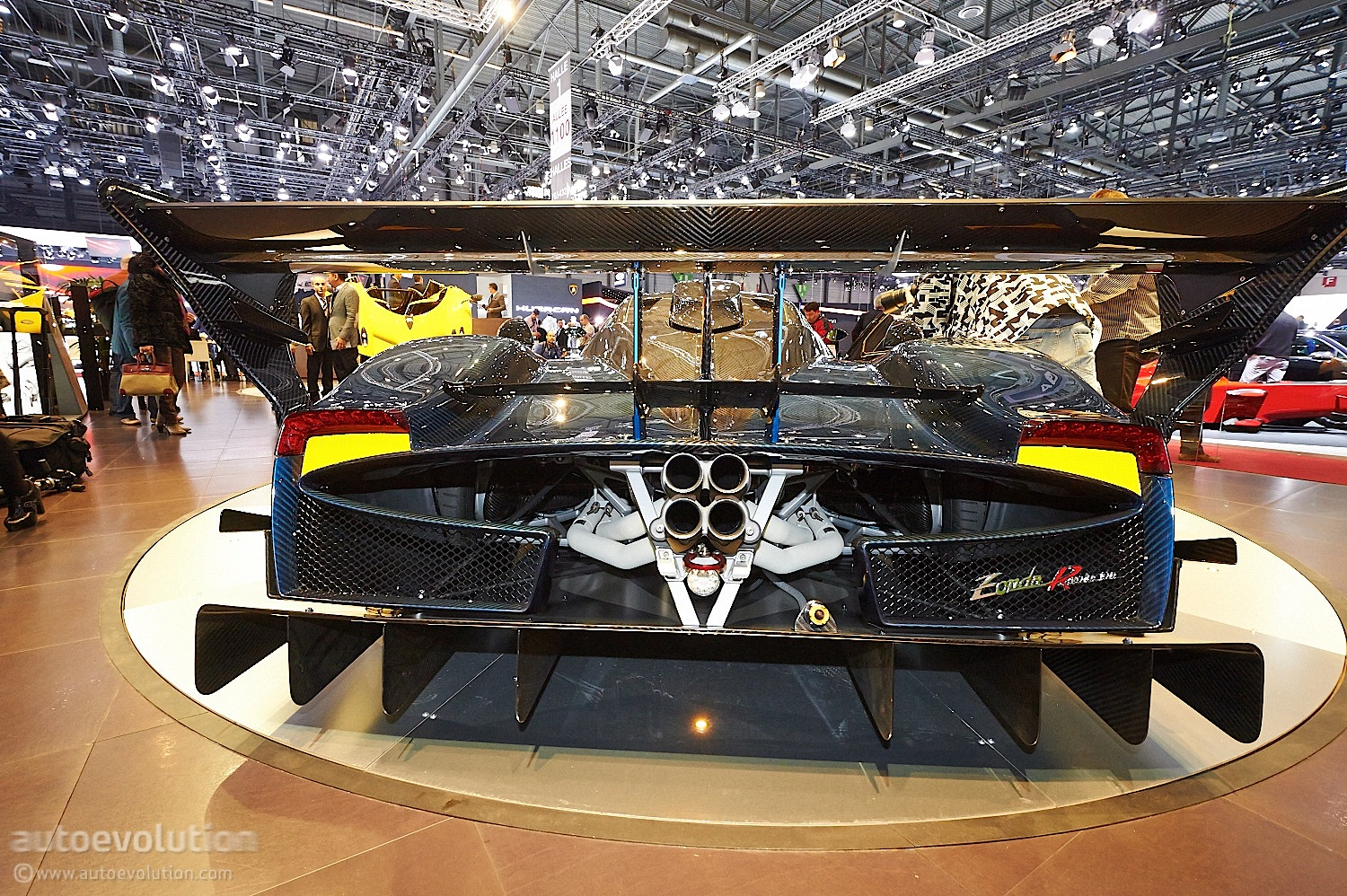 Pagani Zonda Revolucion Is a Fitting Swan Song [Live ...
