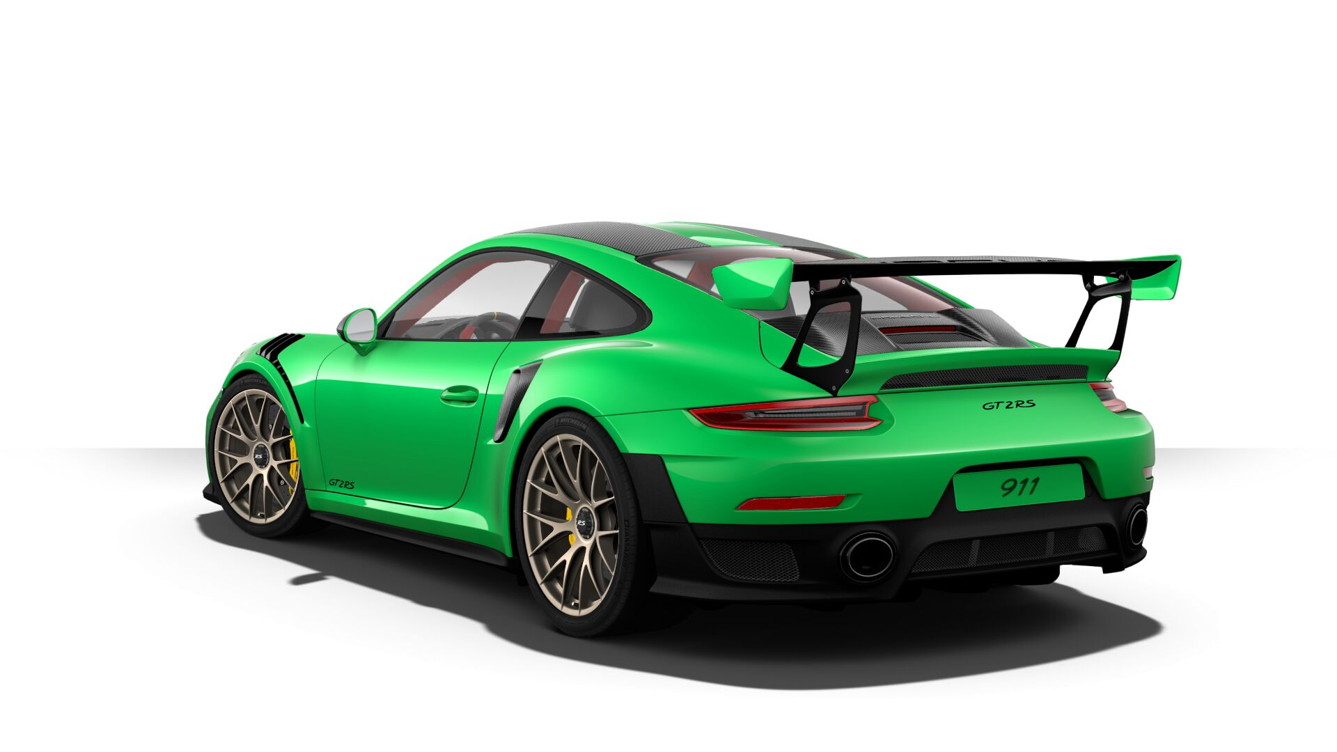 paint to sample 2018 porsche 911 gt2 rs option hits. Black Bedroom Furniture Sets. Home Design Ideas