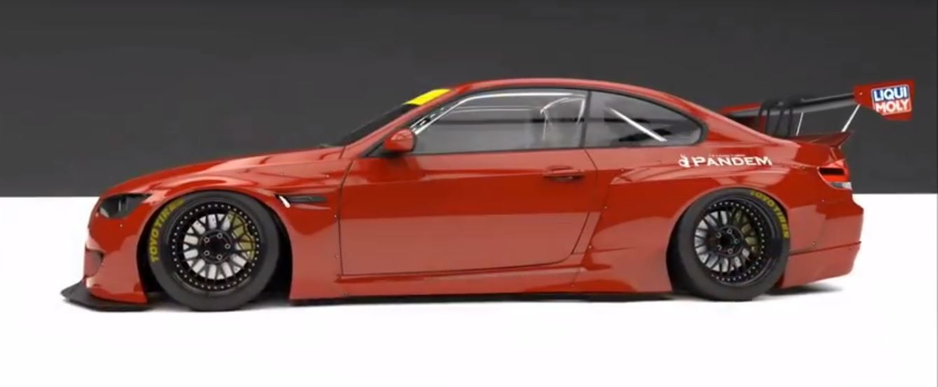 Pandem Widebody E92 Bmw M3 Is Wild Don T Call It Rocket Bunny Autoevolution