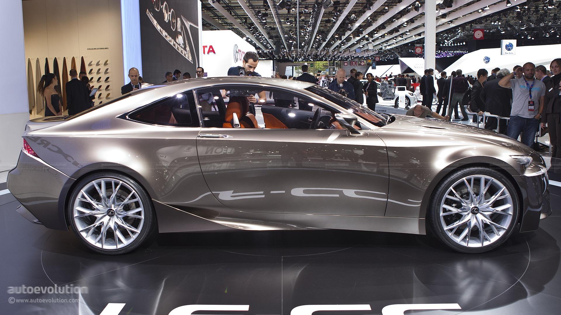 Lexus LS-CC Concept