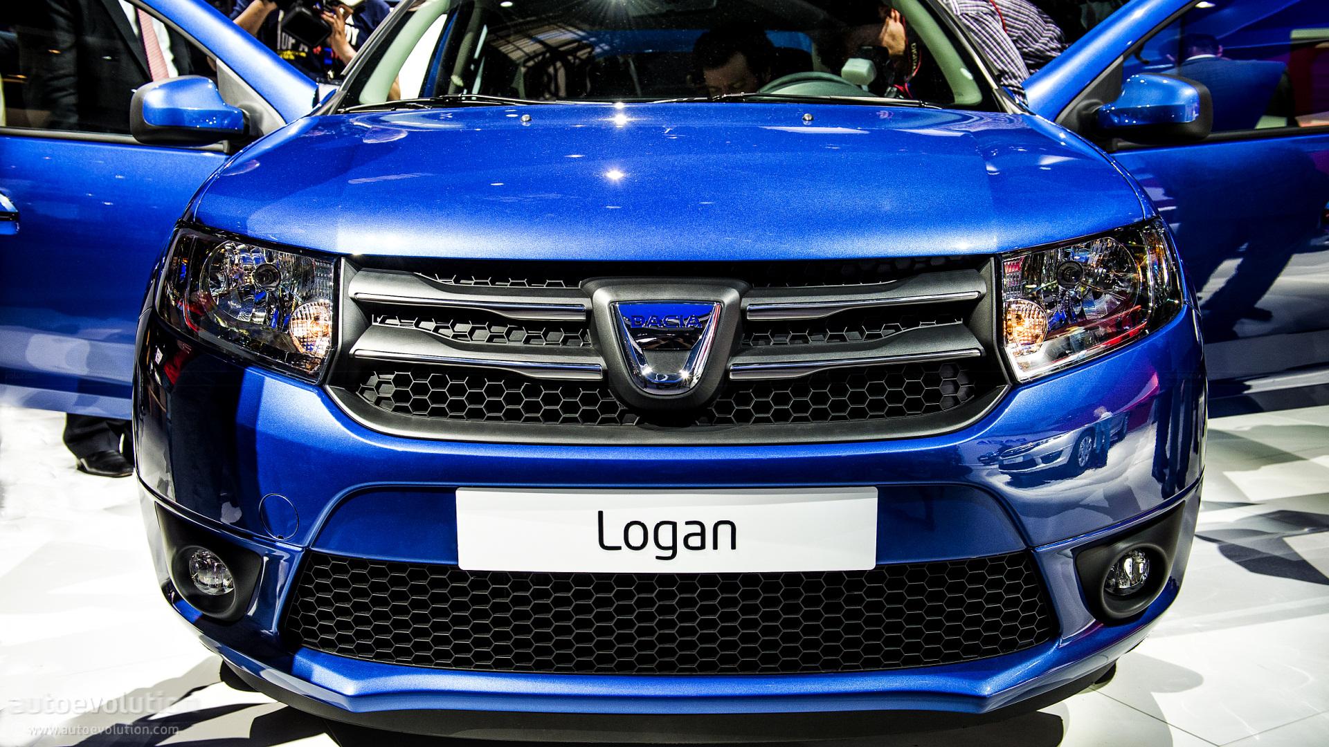 Dacia: Paris 2012: New Dacia Logan 2 [Live Photos]