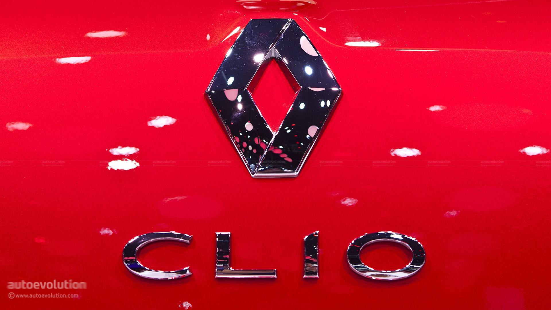Paris 2012 Renault Clio Shown In Detail Live Photos
