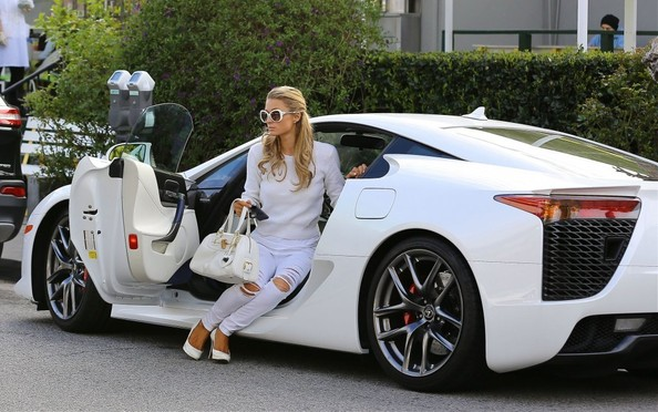 most expensive rc car in the world with Paris Hilton Dresses To Match Her White Lexus Lfa 77924 on Track additionally Mr Collection Releases 118 Scale Lamborghini Veneno Roadster In Rosso Mars Nero Nemesis Metalluro And Verde Ithaca likewise 2012 Lexus Lfa Wallpapers together with Paris Hilton Dresses To Match Her White Lexus Lfa 77924 as well P 137240.