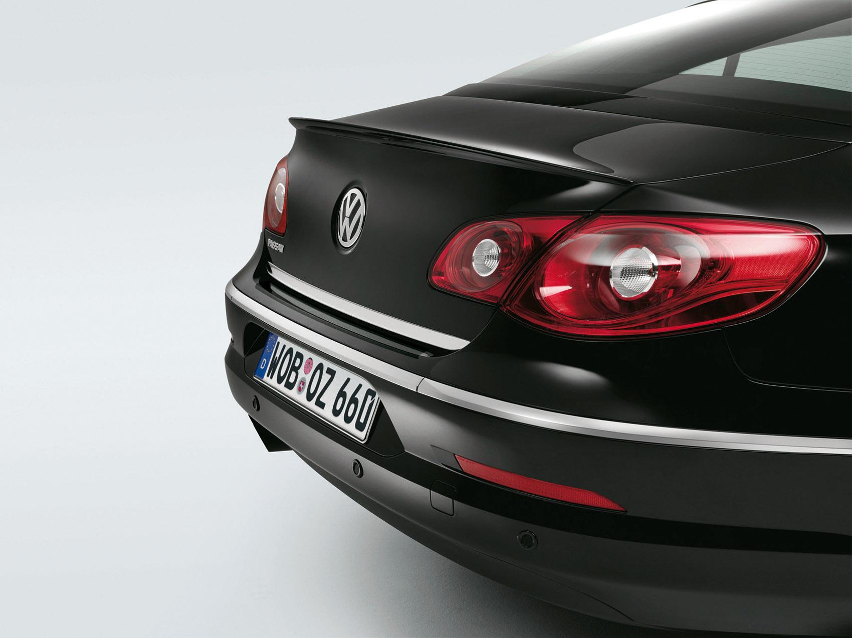 Passat CC Gets VW Genuine Accessories - autoevolution