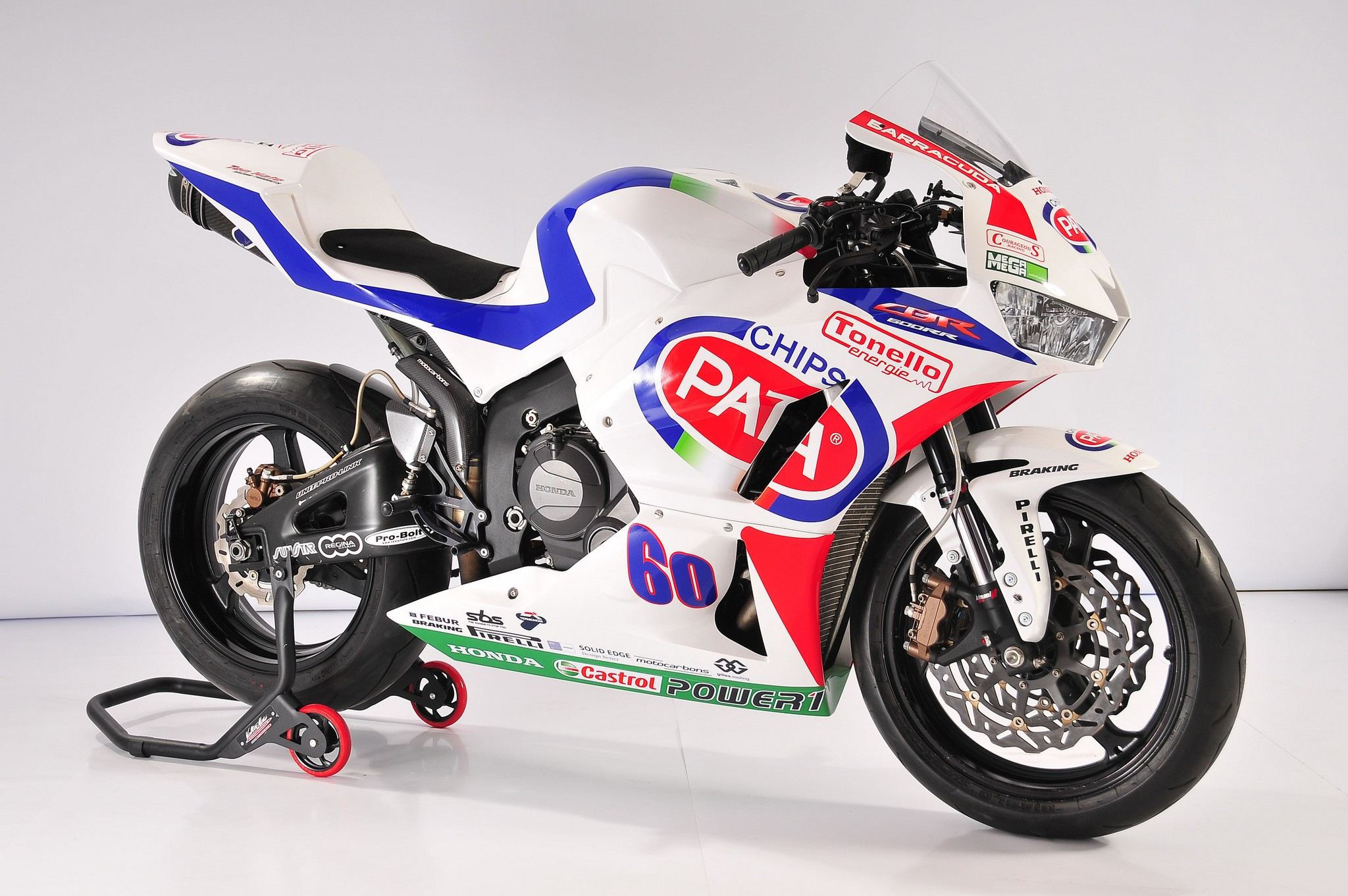 Austin Auto Show >> Pata Honda 2014 World Superbike and Supersport Team Introduced - autoevolution