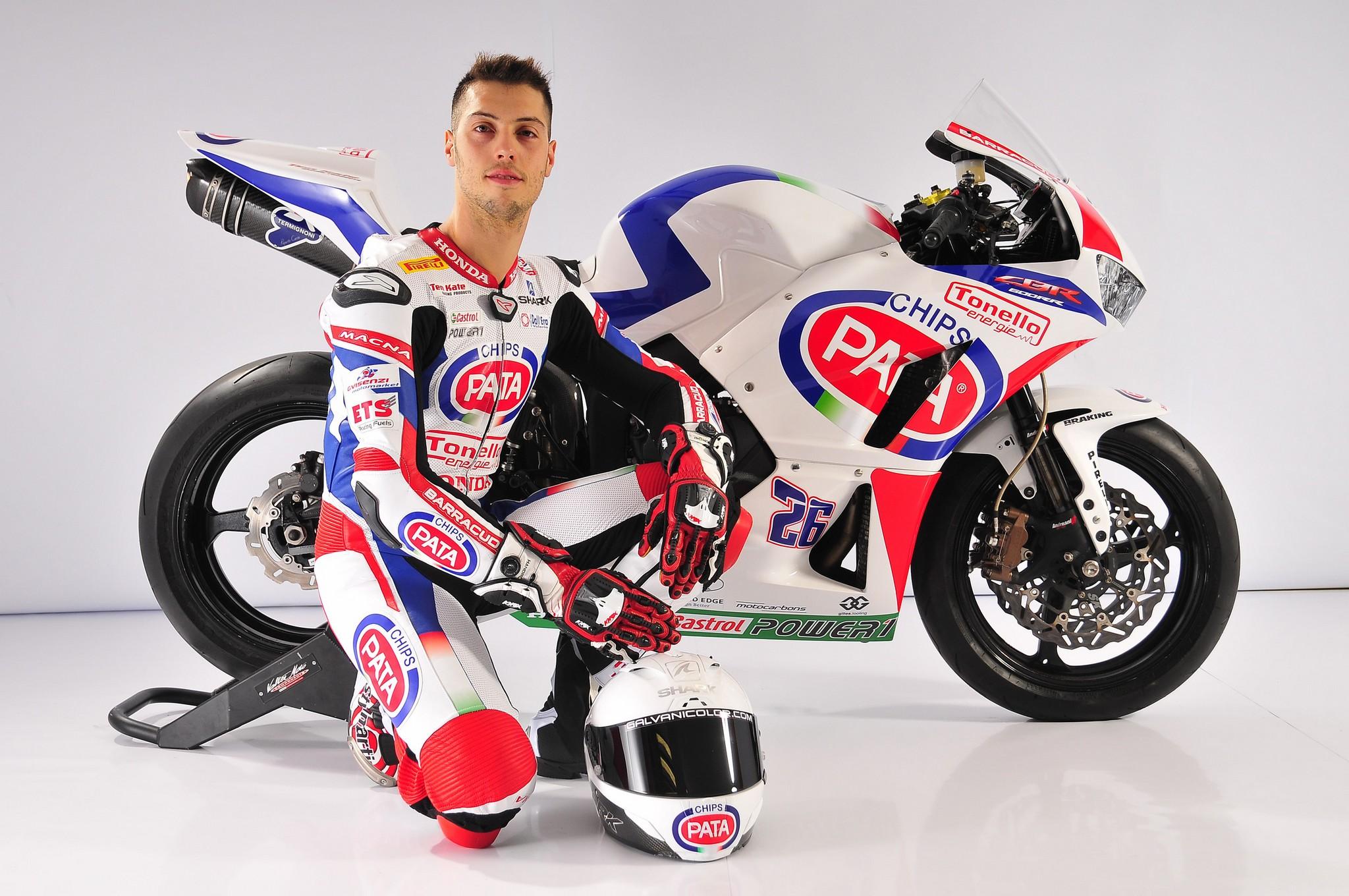 Pata Honda 2014 World Superbike And Supersport Team