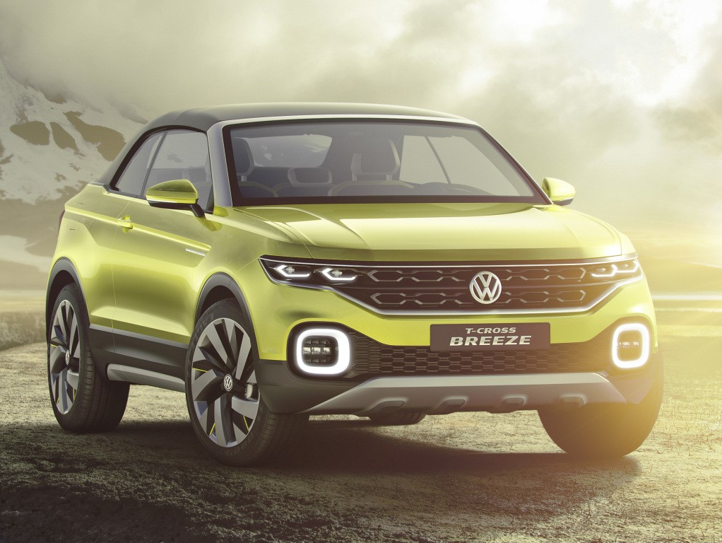 Patent Drawings Reportedly Suggest VW Could Build Polo-based Convertible SUV - autoevolution