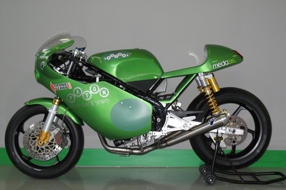 Paton : Paton S1 Strada to Race in the Isle of Man TT 2014 - autoevolution