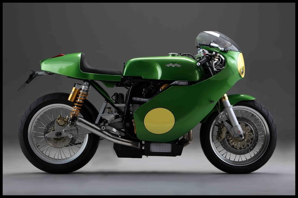 Paton S1 The Debut Street Bike Based On Kawasaki Er 6n