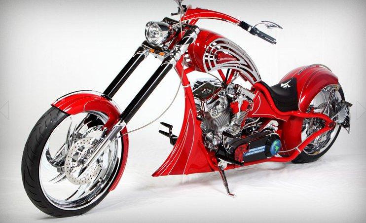 Paul jr designs bikes hit the web autoevolution for Pol junior design