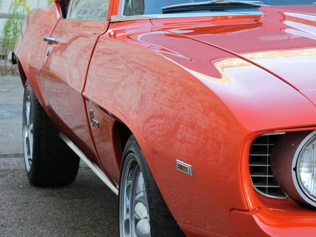 Paul Teutul Sr 1969 Camaro For Sale Autoevolution