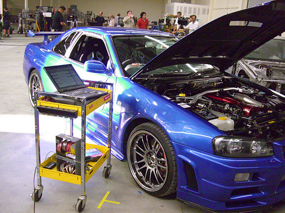 Paul Walker's Fast And Furious R34 Nissan GT-R Up For Sale ...