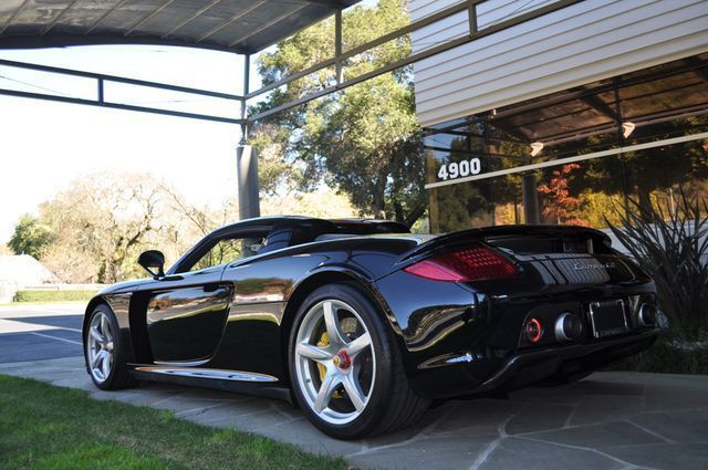 Paul walker documentary shows the man beyond the fast and furious jerry seinfelds porsche carrera gt publicscrutiny Images