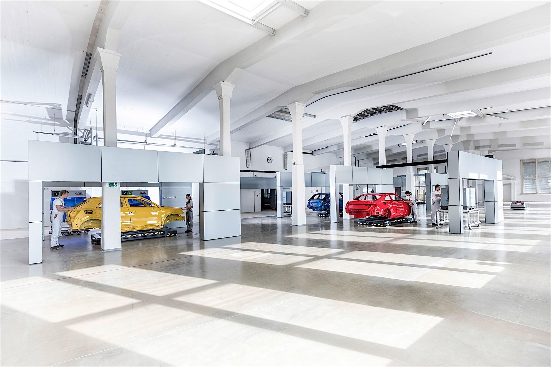 Audi Hires Senior Volvo Executive For Technical Development - autoevolution