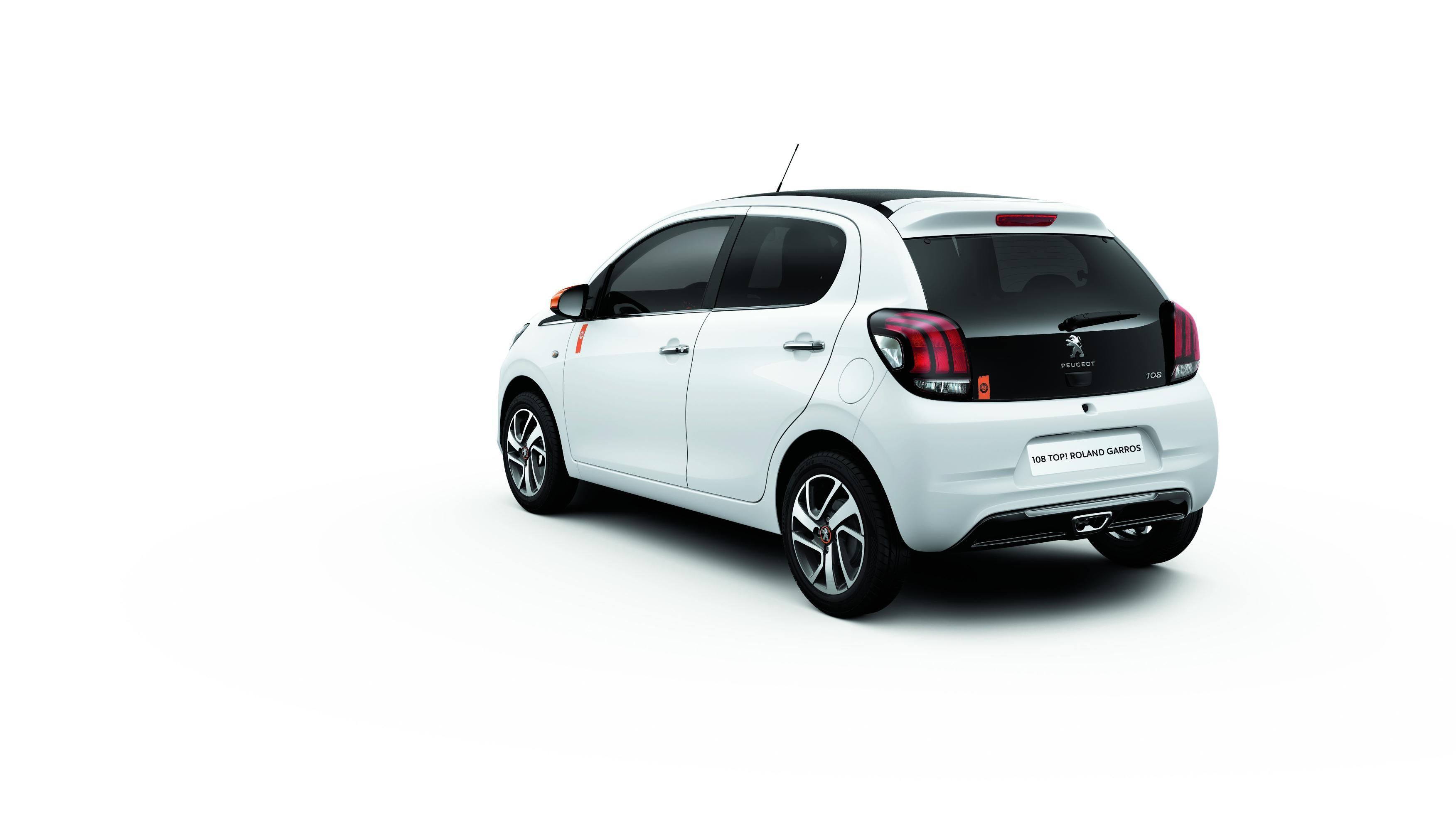 Kingdom Auto Sales >> Peugeot 108 Roland Garros Special Edition is the ...