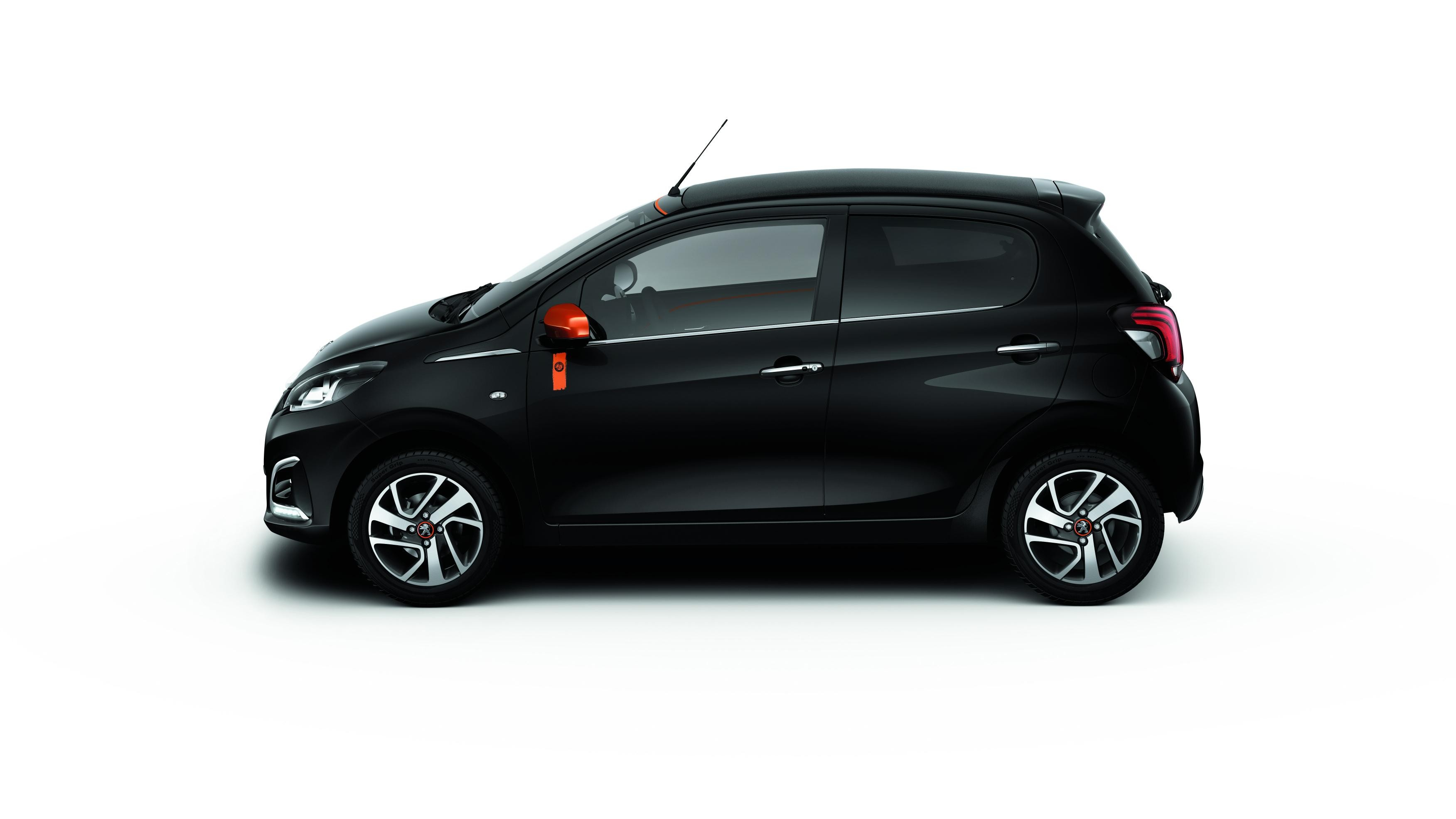 Peugeot 108 Roland Garros Special Edition Is The