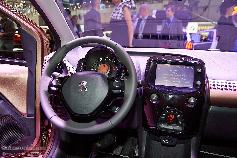Peugeot 108 – UK Pricing Announced - autoevolution