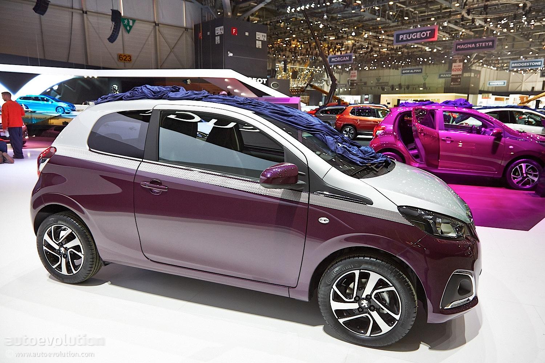 Peugeot 108 Uk Pricing Announced Autoevolution