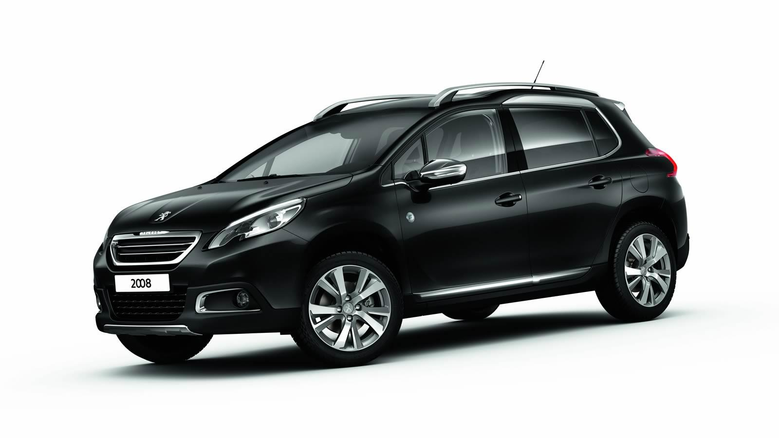 peugeot 2008 3008 crossway special editions unveiled. Black Bedroom Furniture Sets. Home Design Ideas