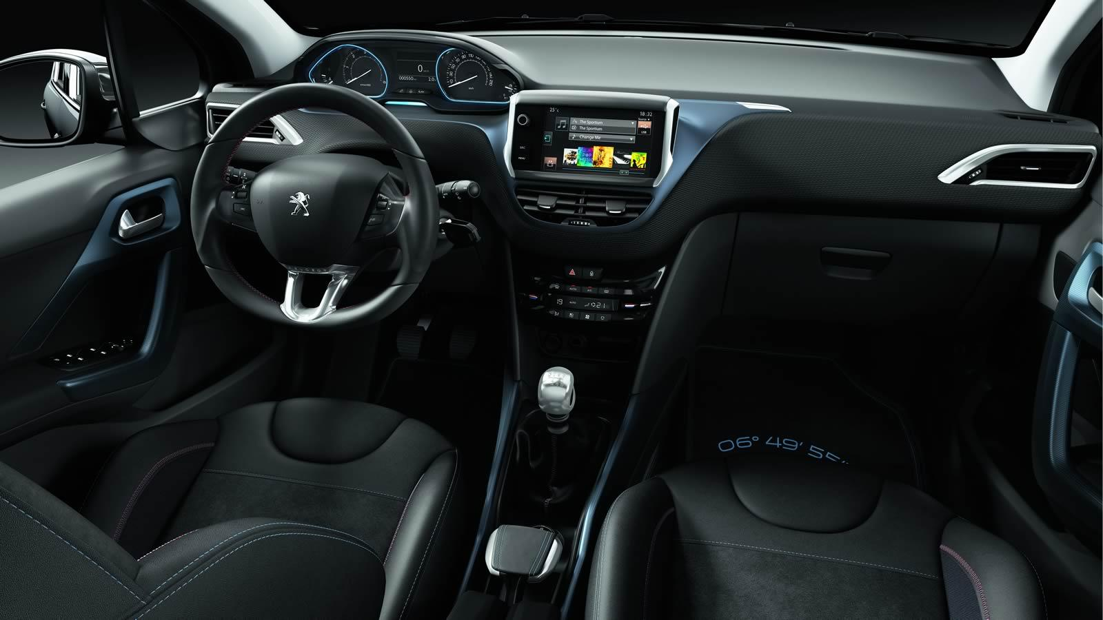Peugeot 2008 3008 crossway special editions unveiled for Interieur 307 sw