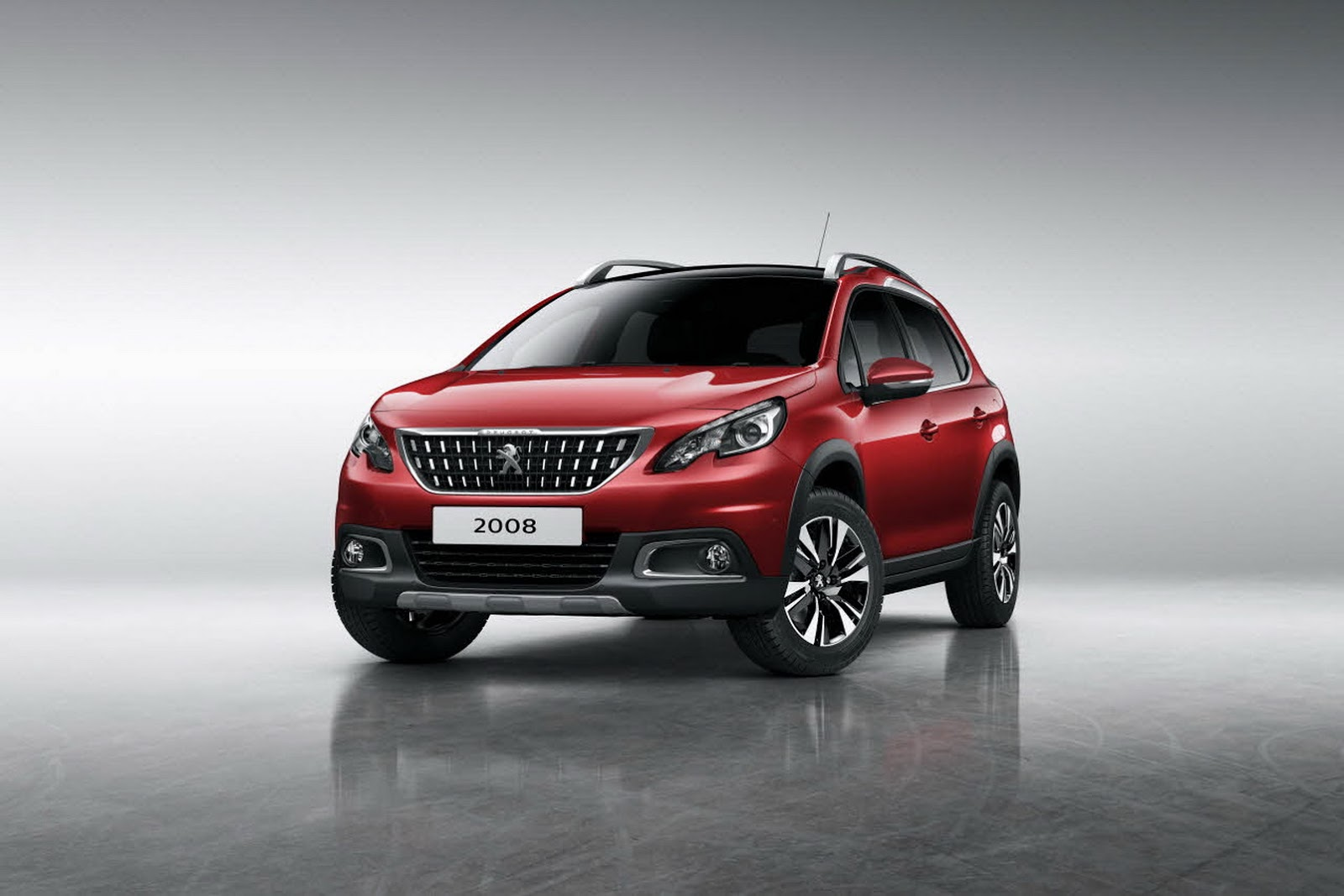 2016 peugeot 2008 facelift doesn t look half bad. Black Bedroom Furniture Sets. Home Design Ideas