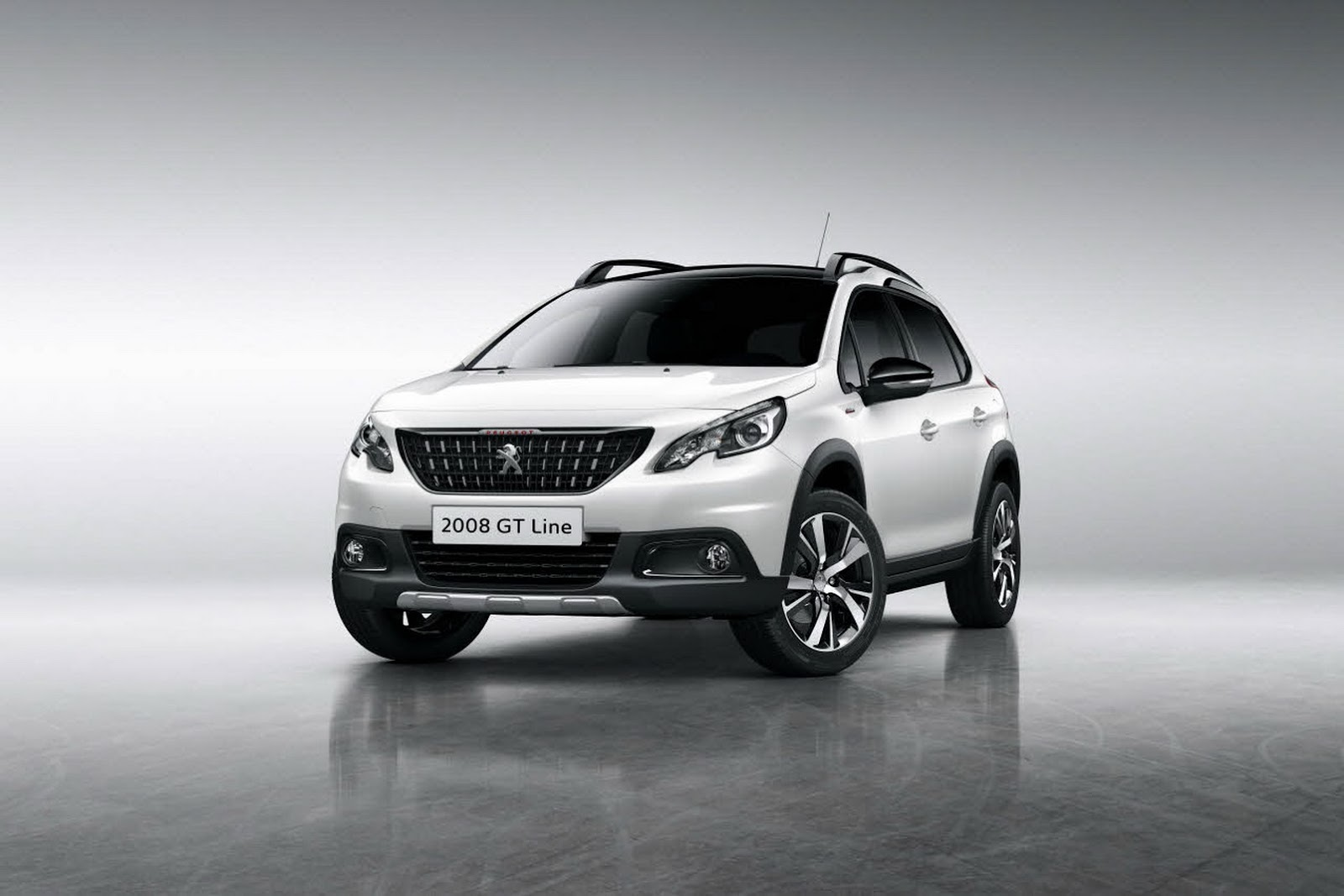 2016 Peugeot 2008 Facelift Doesn't Look Half Bad