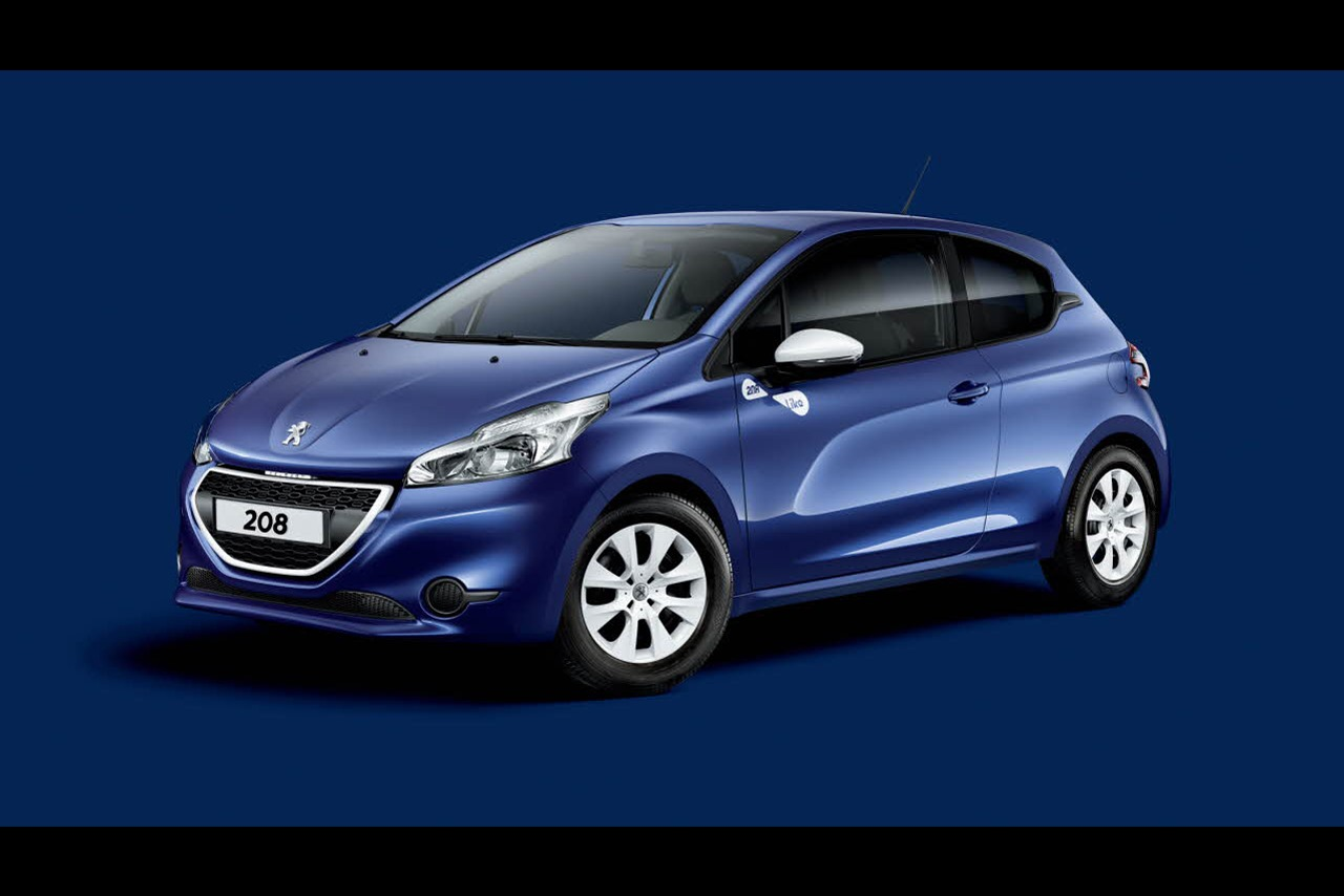 peugeot 208 like edition launched in france autoevolution. Black Bedroom Furniture Sets. Home Design Ideas