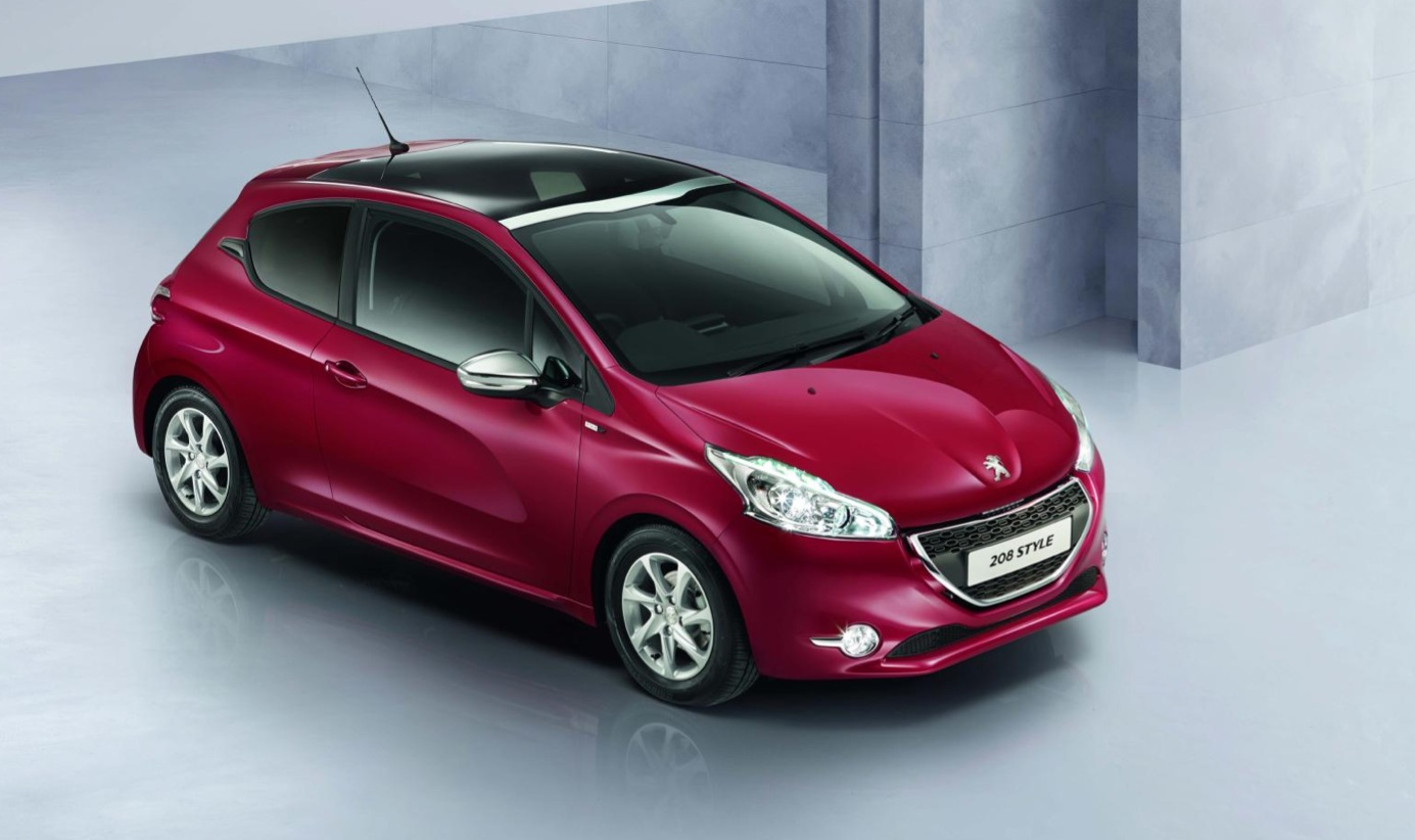 2012 - [Peugeot] 208 - berline [A90/1] - Page 40 Peugeot-208-style-special-edition-added-to-uk-model-range_6