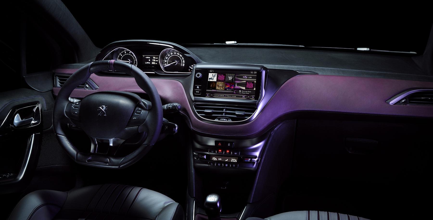 Progressive Dodge >> Peugeot 208 XY Concept to Debut in Geneva - autoevolution