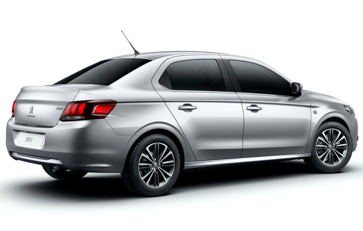 peugeot 301 facelift brings 1.2 turbo, new 7-inch touchscreen