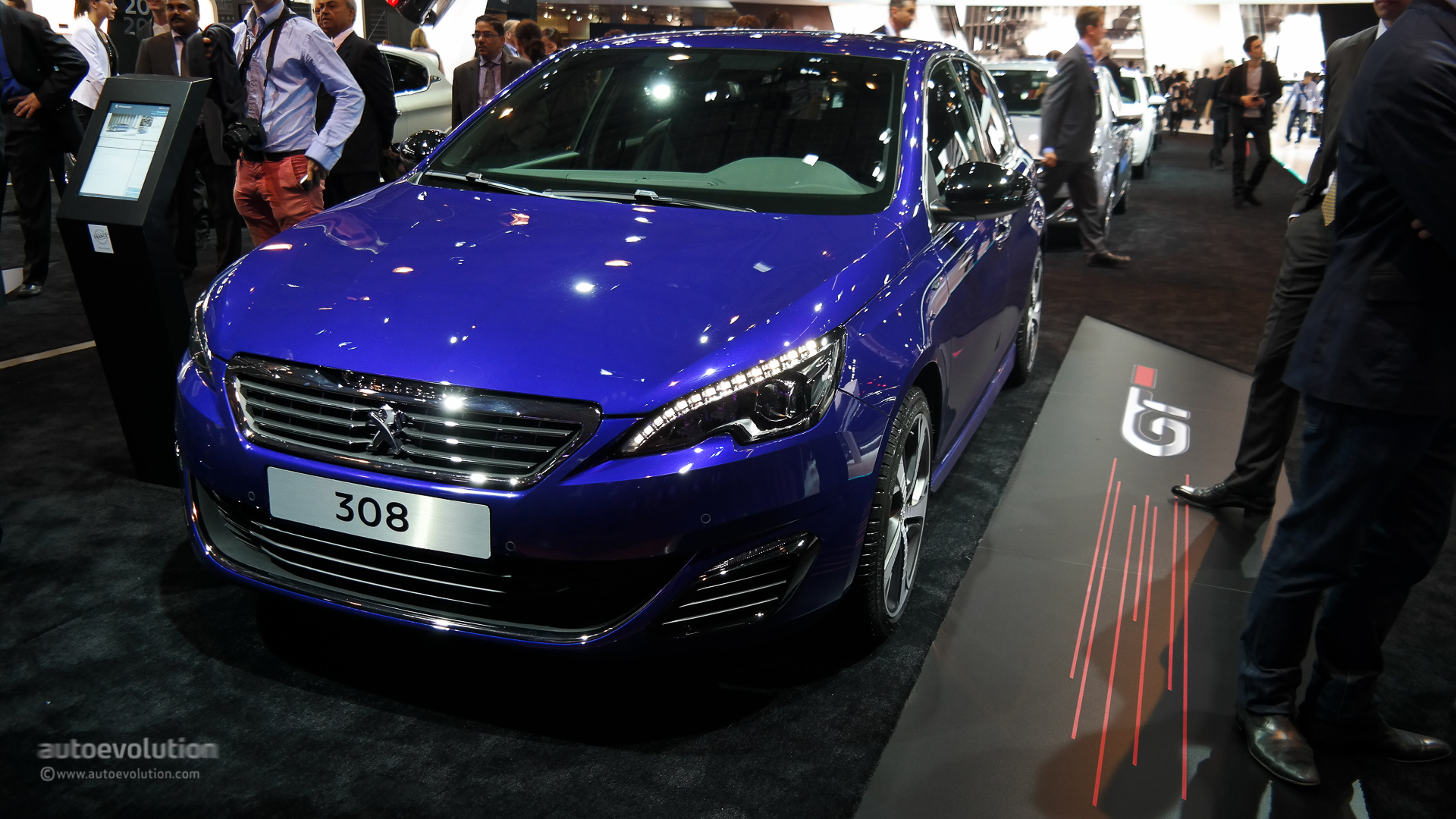 Peugeot 308 GT Has Fake Exhaust Sound Produced By The