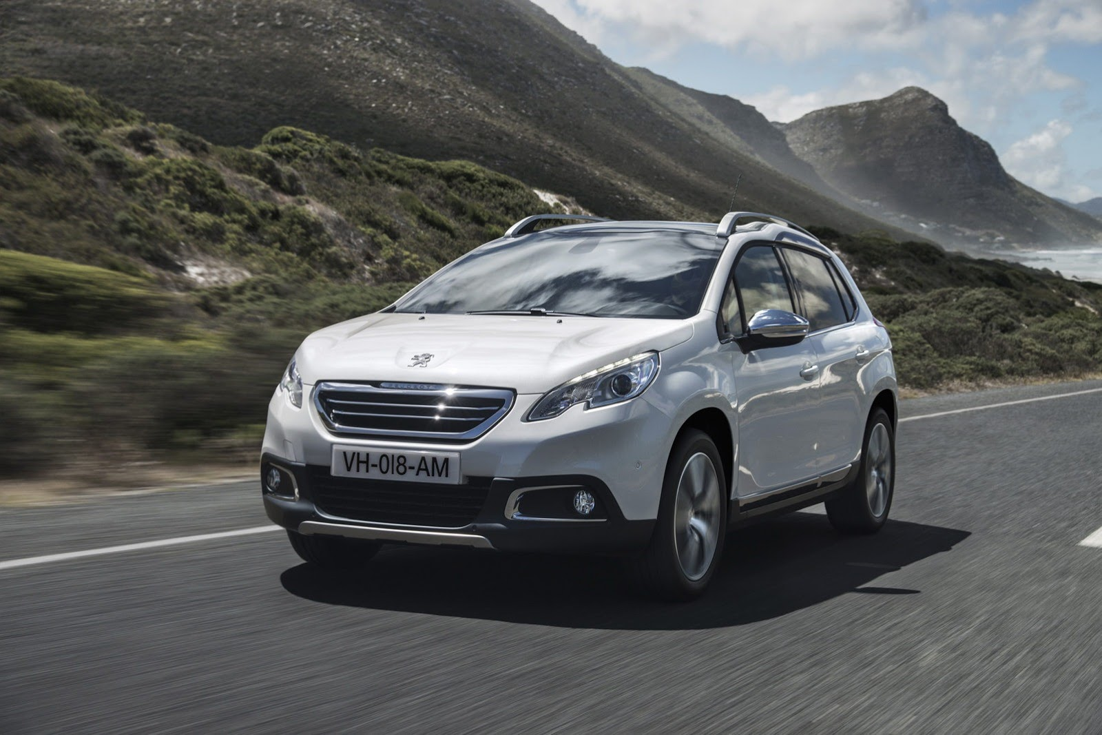 Informatoin All Over The World Peugeot 2008 Crossover