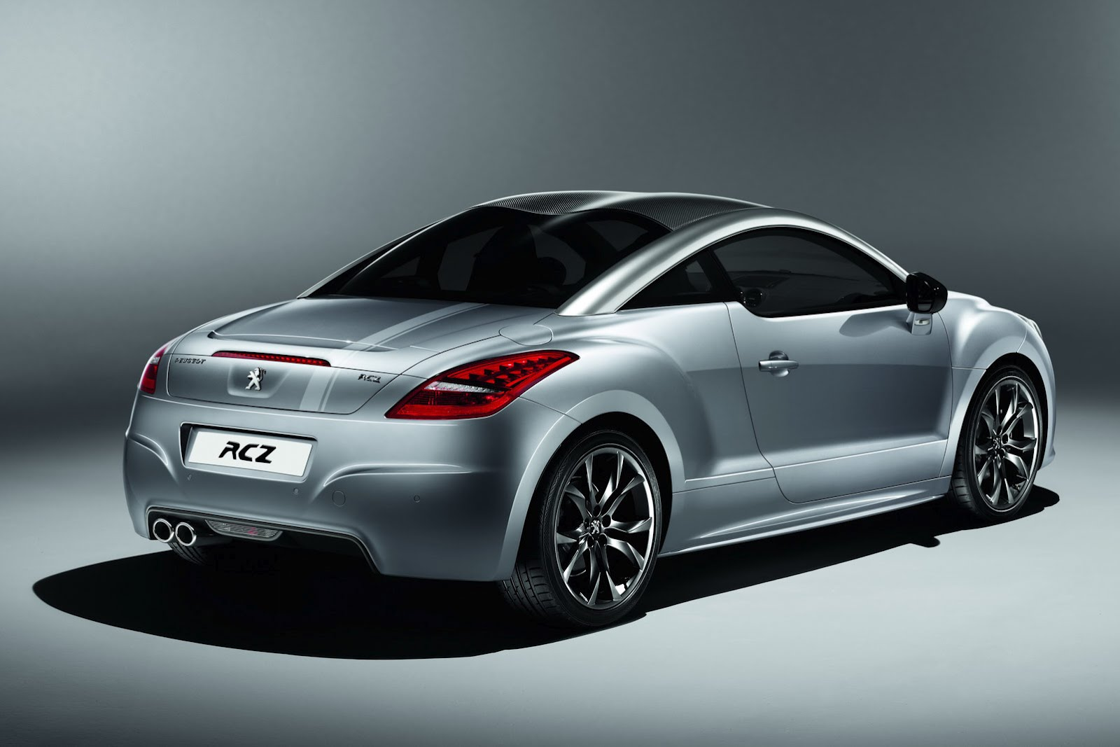 peugeot launches special edition rcz onyx autoevolution. Black Bedroom Furniture Sets. Home Design Ideas