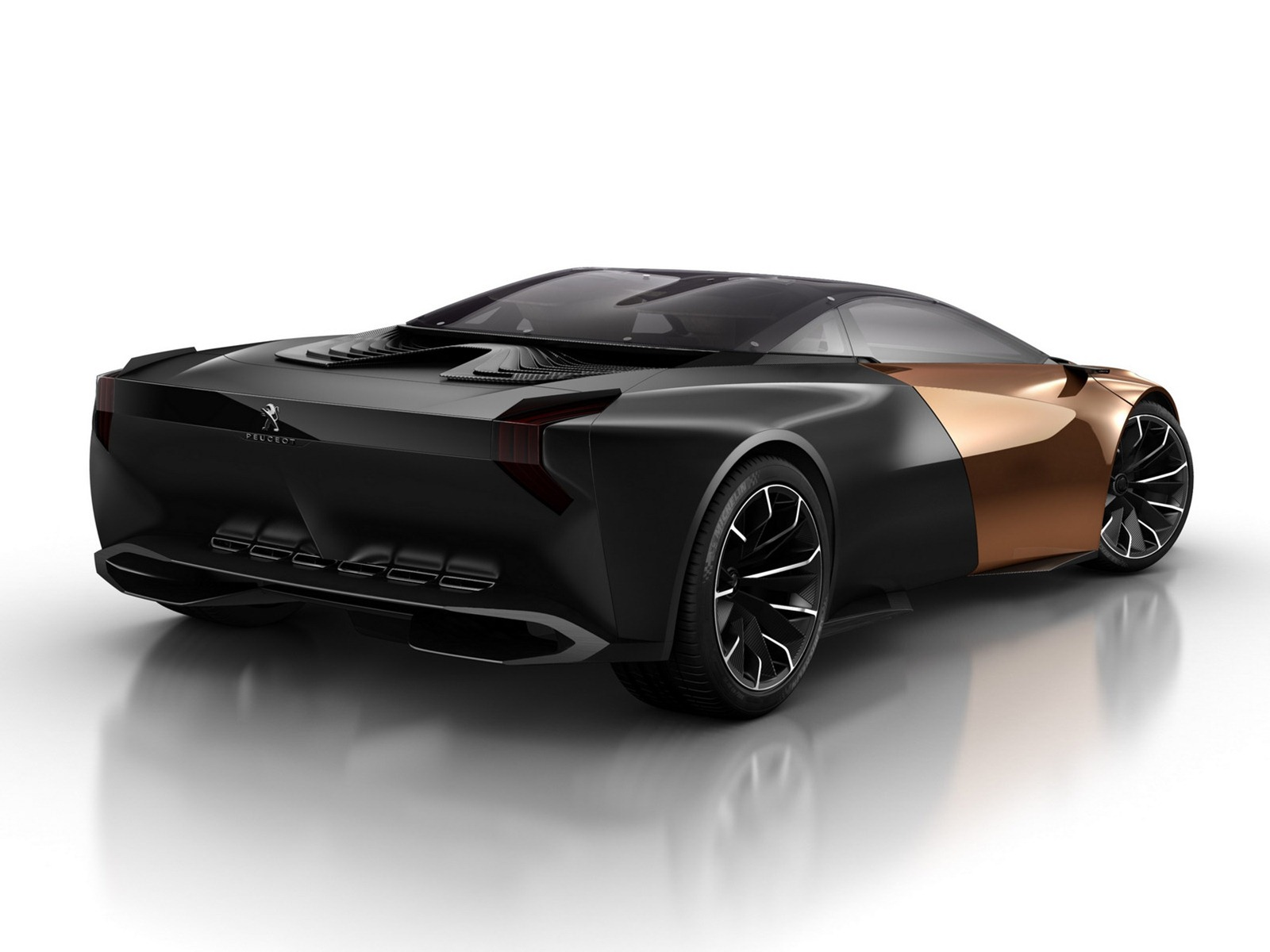 peugeot onyx concept photos leaked - autoevolution