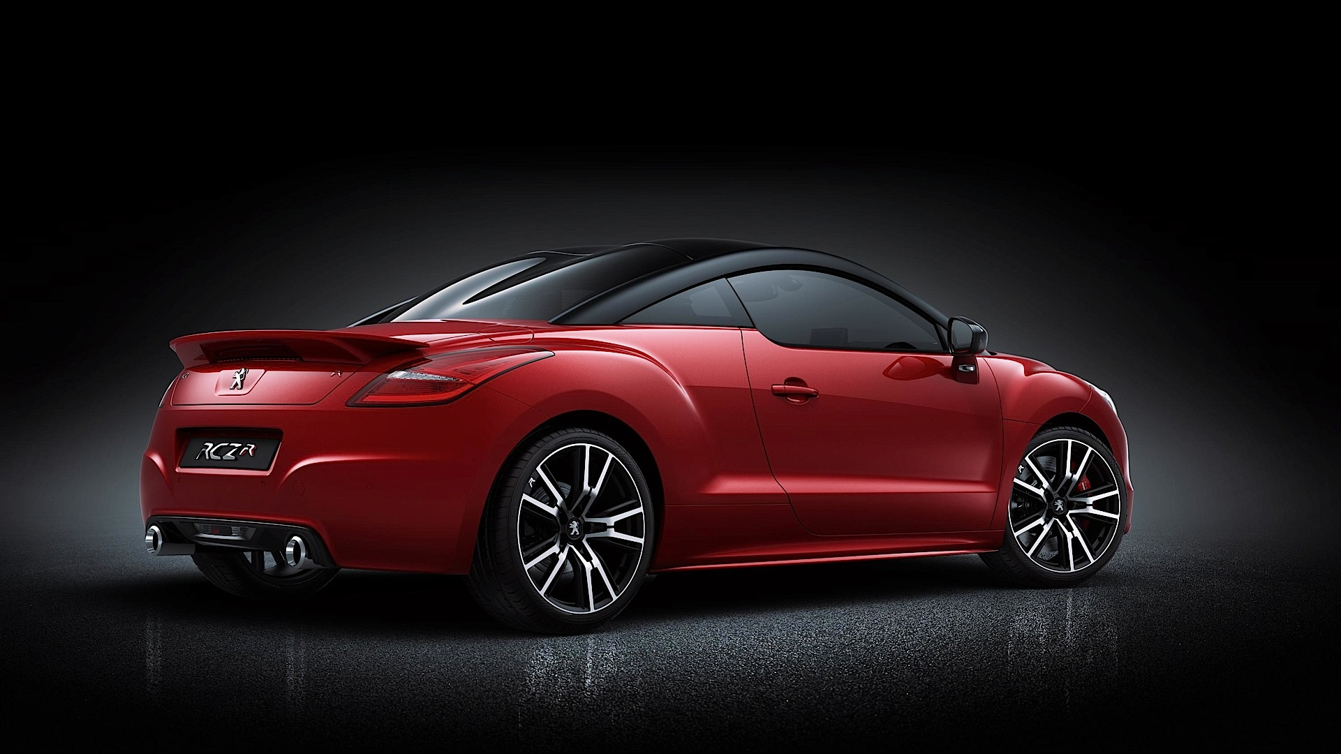 peugeot rcz r officially revealed autoevolution. Black Bedroom Furniture Sets. Home Design Ideas