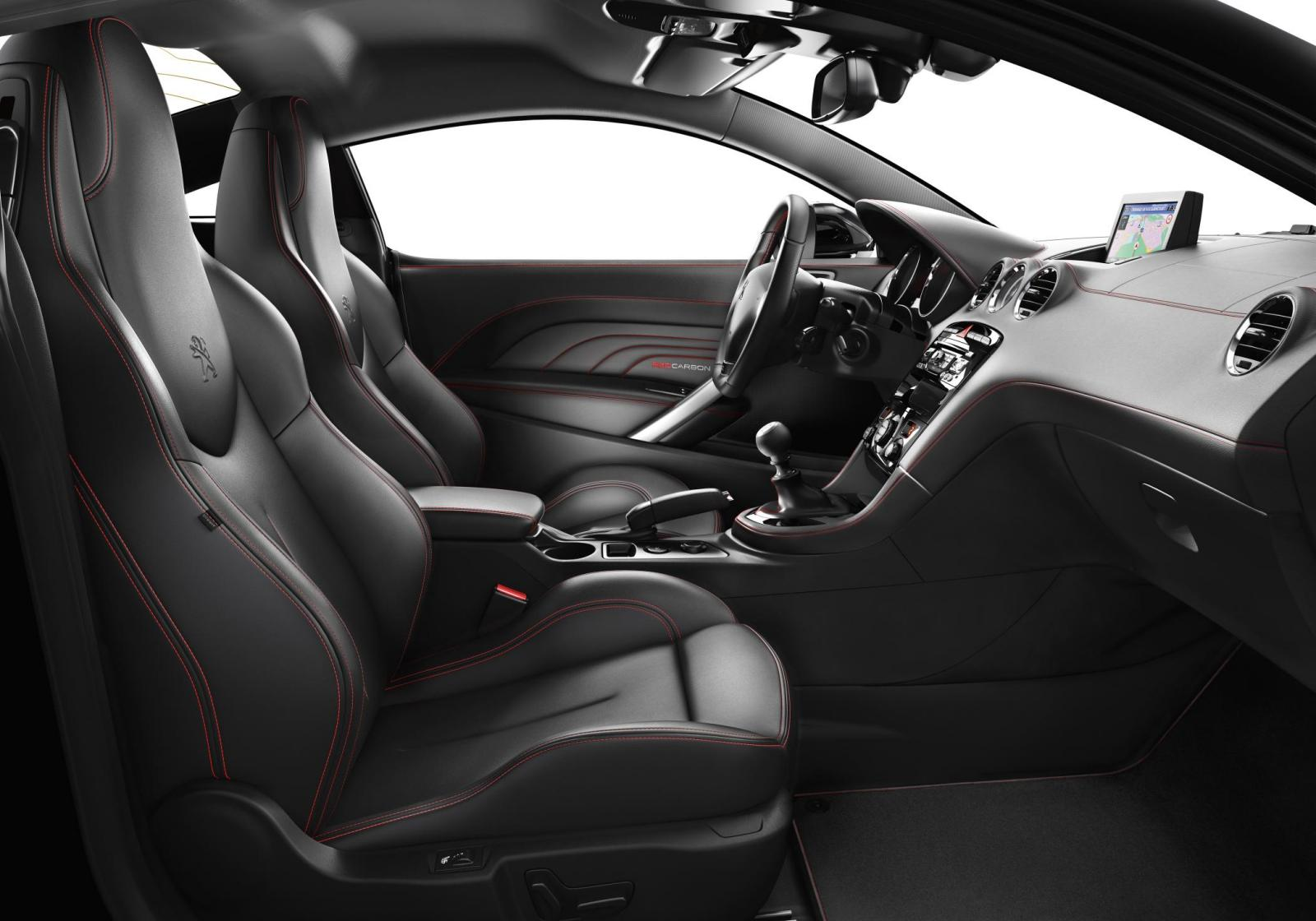 peugeot rcz 39 red carbon 39 special edition launched in britain autoevolution. Black Bedroom Furniture Sets. Home Design Ideas