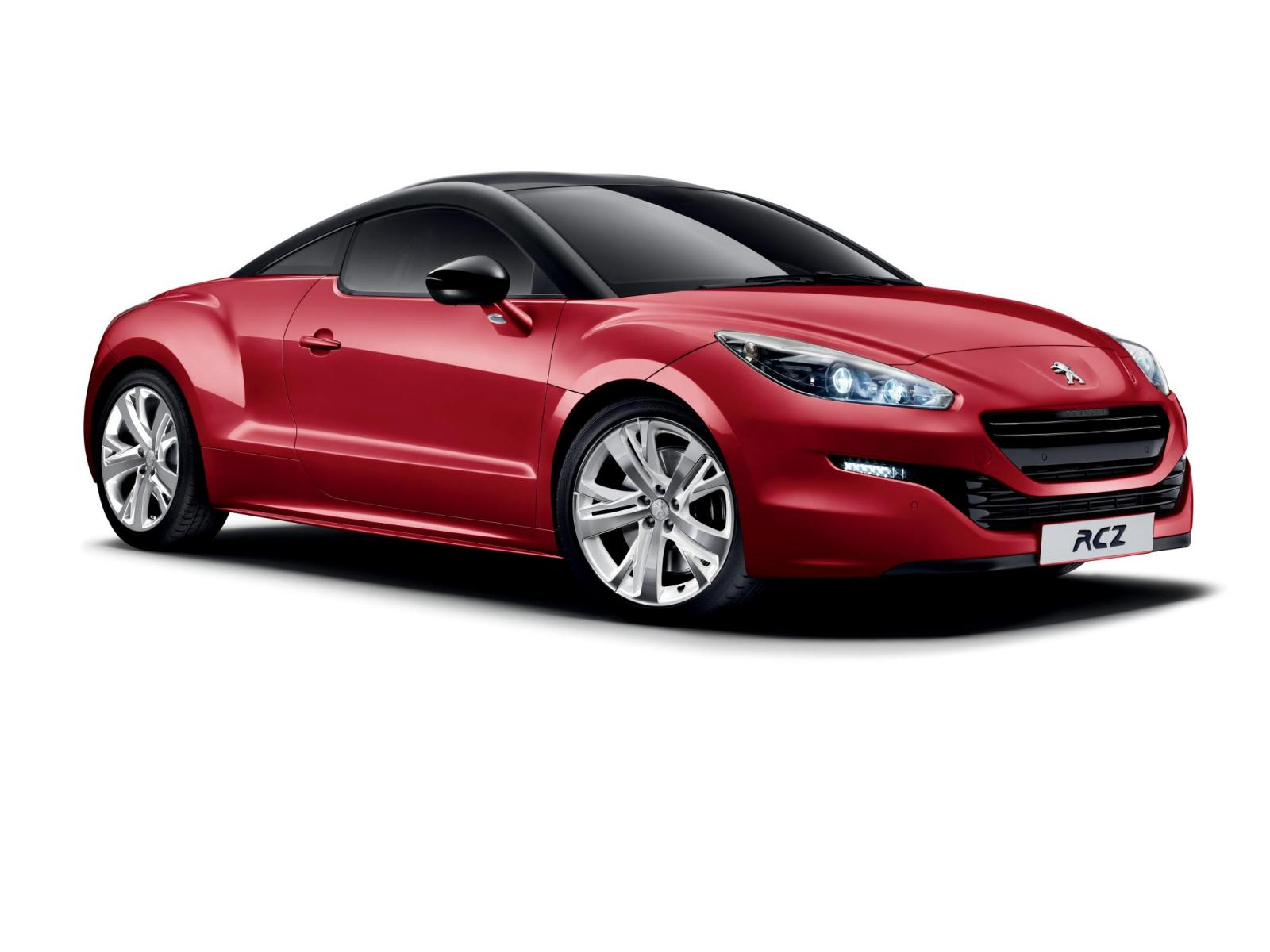 Peugeot Rcz Red Carbon Special Edition Launched In