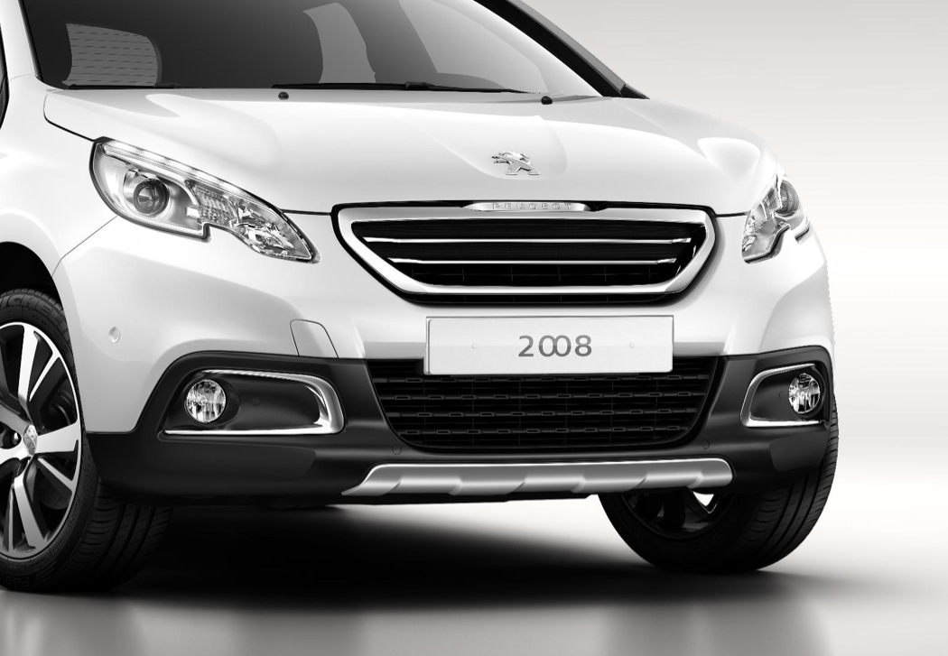 Peugeot Reveals 2008 Urban Crossover Ahead Of Geneva