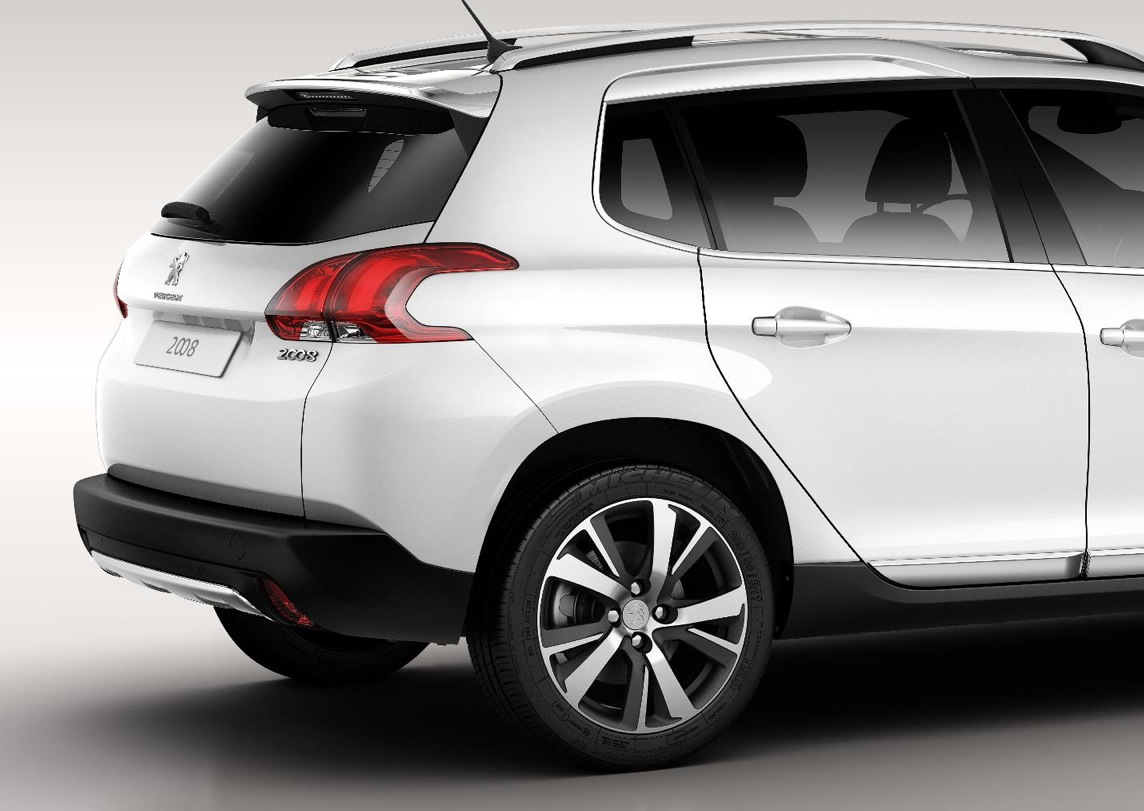 Peugeot Reveals 2008 Urban Crossover Ahead Of Geneva