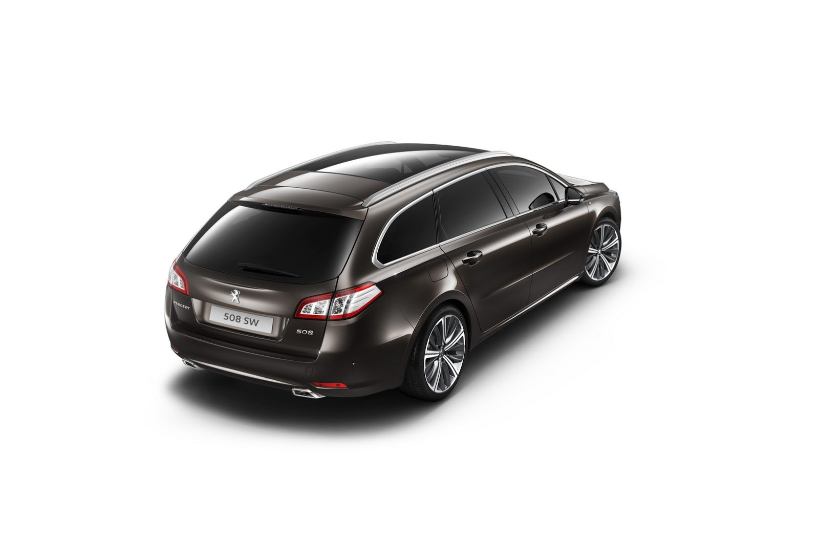 peugeot reveals 508 facelift with more powerful engines autoevolution. Black Bedroom Furniture Sets. Home Design Ideas